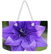 Star Balloon Flower Weekender Tote Bag