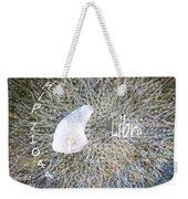 Star Hip 71044  Weekender Tote Bag by Augusta Stylianou