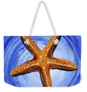Star Of Mary Weekender Tote Bag