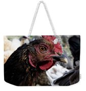 Star Of The Hen Party Weekender Tote Bag