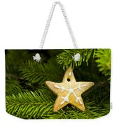 Star Shape Short Bread Cookie Weekender Tote Bag