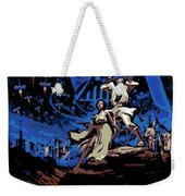 Star Wars Poster Weekender Tote Bag