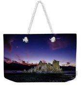 Starry Night Tufa Weekender Tote Bag
