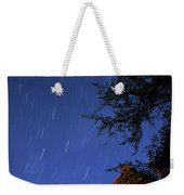 Stars Falling Weekender Tote Bag