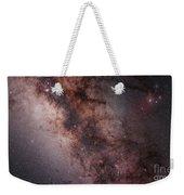Stars, Nebulae And Dust Clouds Weekender Tote Bag