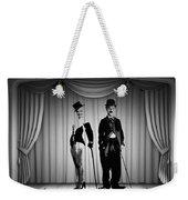 Stars On Stage Weekender Tote Bag
