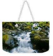Starvation Creek Falls Weekender Tote Bag
