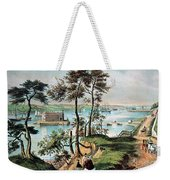 Staten Island And The Narrows, 20th Weekender Tote Bag