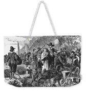 Staten Island: Dutch Weekender Tote Bag