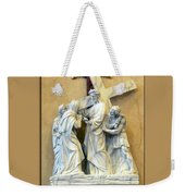 Station Of The Cross 04 Weekender Tote Bag