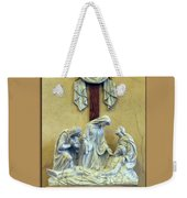Station Of The Cross 13 Weekender Tote Bag