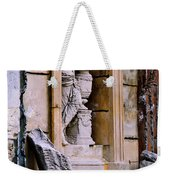 Statue In A Niche Weekender Tote Bag