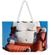 Statue Of Shiva Weekender Tote Bag