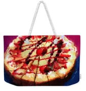 Stawberry Sin Weekender Tote Bag