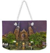 Ste. Anne De Detroit Weekender Tote Bag by Nicholas  Grunas