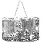 Steam Washer, 1872 Weekender Tote Bag