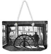 Steamboat: Great Republic Weekender Tote Bag