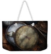 Steampunk - Gauge For Sale Weekender Tote Bag