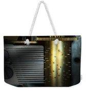 Steampunk - Gears - Music Machine Weekender Tote Bag