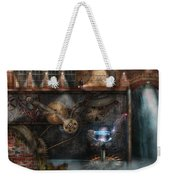 Steampunk - Industrial Society Weekender Tote Bag