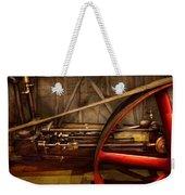 Steampunk - Machine - The Wheel Works Weekender Tote Bag