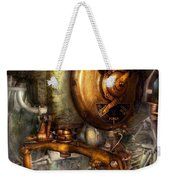 Steampunk - Naval - Shut The Valve  Weekender Tote Bag