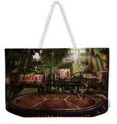 Steampunk - Naval - This Is Where I Do My Job Weekender Tote Bag