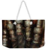 Steampunk - Pipes Weekender Tote Bag