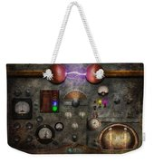 Steampunk - The Modulator Weekender Tote Bag