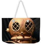 Steampunk - Diving - Diving Helmet Weekender Tote Bag