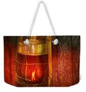 Steampunk - Red Light District Weekender Tote Bag