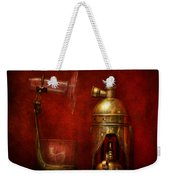 Steampunk - The Torch Weekender Tote Bag