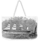 Steamship: Republic Weekender Tote Bag