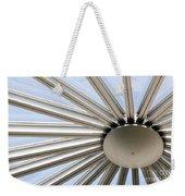 Steel Sun Weekender Tote Bag