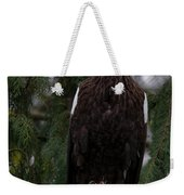 Steller's Sea Eagle Weekender Tote Bag