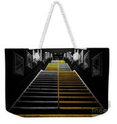Step By Step Weekender Tote Bag