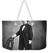 Stephen A. Douglas, American Politician Weekender Tote Bag