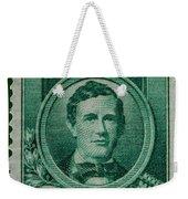 Stephen Collins Foster Postage Stamp Weekender Tote Bag