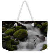 Stepping Stones Weekender Tote Bag