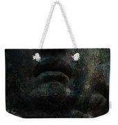 Stiff Upper Lip Weekender Tote Bag
