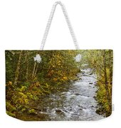 Still Creek Weekender Tote Bag
