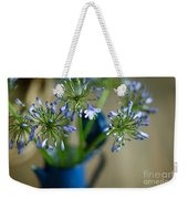 Still Life 03 Weekender Tote Bag by Nailia Schwarz