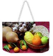 Still-life Weekender Tote Bag