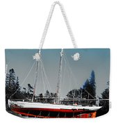 Still Life In This Old Girl Weekender Tote Bag