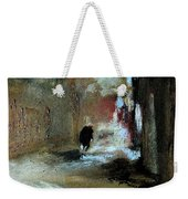 Stillness Of The Day Weekender Tote Bag