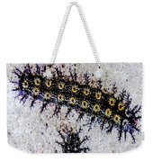 Stinging Caterpillars Weekender Tote Bag