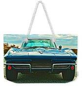 Stingray Weekender Tote Bag