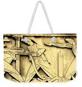 Stock Exchange Miners Weekender Tote Bag