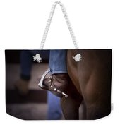 Stockhorse And Spurs Weekender Tote Bag