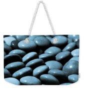 Stone Abstract Art Weekender Tote Bag
